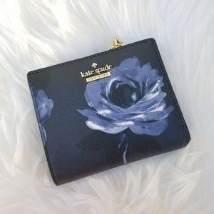 Kate Spade Adalyn Cameron Street Night Rose Wallet